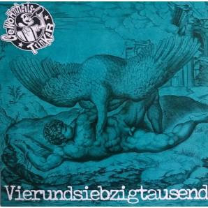 Gewohnheitstrinker 'Vierundsiebzigtausend' LP