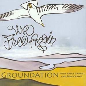 Groundation 'We Free Again'  white vinyl 2-LP + mp3