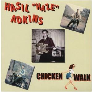 Adkins, Hasil 'Haze' 'Chicken Walk'  LP