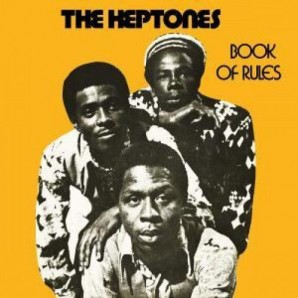 Heptones 'Book Of Rules'  LP