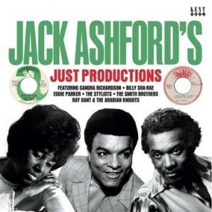 V.A. 'Jack Ashford's Just Productions'  LP