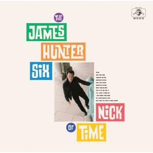 James Hunter Six 'Nick Of Time' LP+mp3