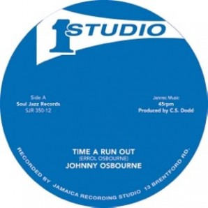 Johnny Osbourne 'Time A Run Out' + Heptones & Sound Dimension 'Got To Fight'  12""