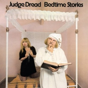Judge Dread 'Bedtime Stories'  LP