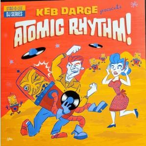 V.A. 'Keb Darge Presents Atomic Rhythm! - Stag-O-Lee DJ-Set Vol. 5' 2-LP