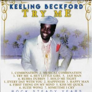 Beckford, Keeling 'Try Me: Rock Steady Years'  LP