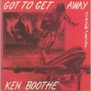 Ken Boothe 'Got To Get Away Showcase'  LP