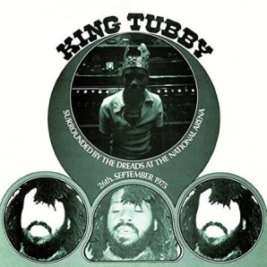 King Tubby 'Surrounded By The Dreads At The National Arena'  LP