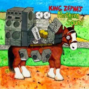 King Zepha 'King Zepha's Northern Sound'  LP