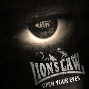 "Lion's Law 'Open Your Eyes'  10"" + mp3"
