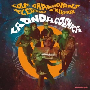Los Granadians 'La Onda Cosmica'  LP + CD