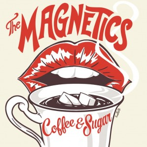 Magnetics 'Coffee & Sugar' LP+CD ltd. red vinyl