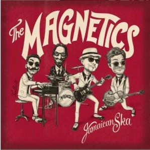 Magnetics 'Jamaican Ska'  LP+CD