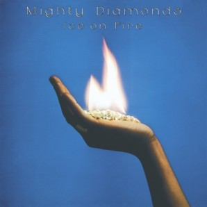 Mighty Diamonds 'Ice On Fire'  LP + mp3