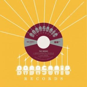 "Mooks 'Daddy's Gonna Tell You No Lie'  7"" ltd. yellow vinyl"