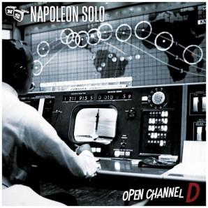 Napoleon Solo 'Open Channel'  CD