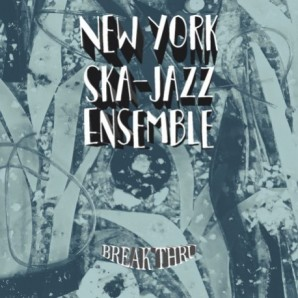 New York Ska-Jazz Ensemble 'Break Thru'  LP