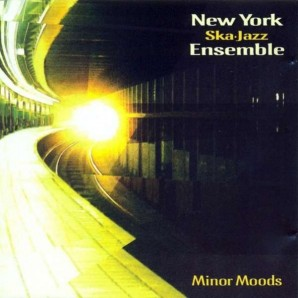 New York Ska-Jazz Ensemble 'Minor Moods'  LP