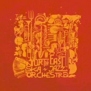 North East Ska Jazz Orchestra 's.t.'  LP