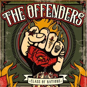 Offenders 'Class Of Nations'  LP ltd. red vinyl