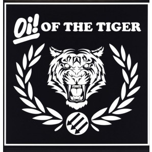 Oi! Of The Tiger 'R.A.S.H.'  LP+cd ltd. red vinyl