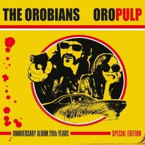 Orobians 'Oro Pulp'  LP ltd. coloured vinyl