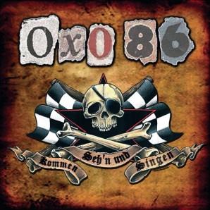 Oxo 86 'Kommen, Seh'n und Singen'  LP  ltd. red vinyl