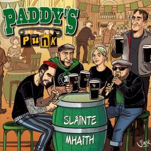 Paddy's Punk 'Slainte Mhaith' LP