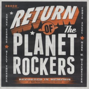 Planet Rockers 'Return Of The Planet Rockers'  CD