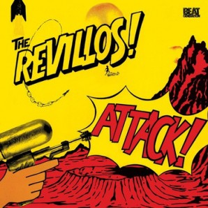 Revillos ‎'Attack!' LP