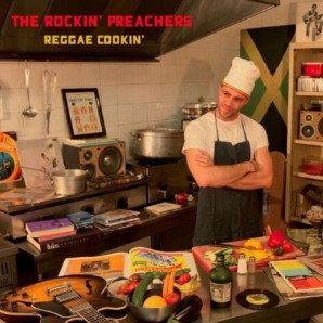 Rockin' Preachers 'Reggae Cookin''  LP