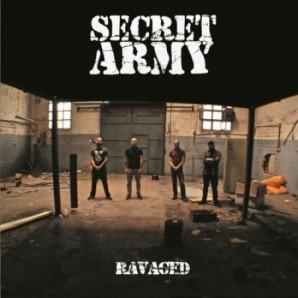 Secret Army 'Ravaged'  LP
