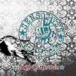 Sensitives 'Dogs On The Run'  LP