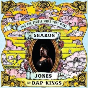 Jones, Sharon & The Dap Kings 'Give The People What They Want'  LP