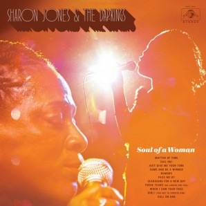 Jones, Sharon & The Dap Kings 'Soul Of A Woman'  2-LP + mp3