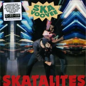"""Skatalites 'Ska Voovee' LP blue vinyl +7"""""""