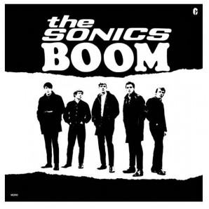 Sonics 'Boom'  LP
