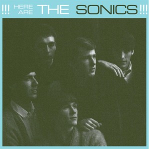 Sonics ‎'Here Are The Sonics!!!'  LP