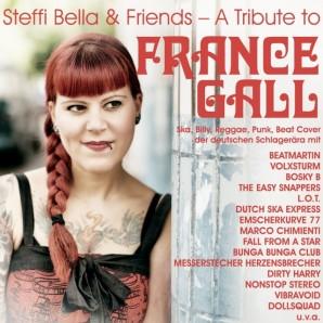 Steffi Bella & Friends 'A Tribute To France Gall' 2-LP