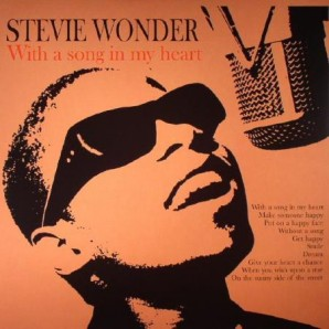Wonder, Stevie 'With A Song In My Heart'  LP