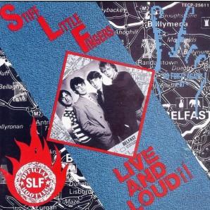 Stiff Little Fingers 'Live And Loud!!'  2-LP