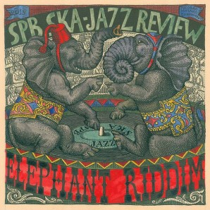 St. Petersburg Ska Jazz Review 'Elephant Riddim'  LP