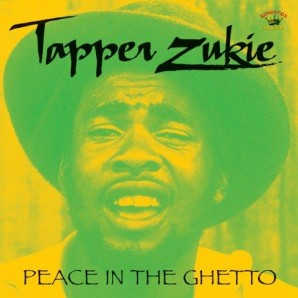 Tapper Zukie 'Peace In The Ghetto'  LP
