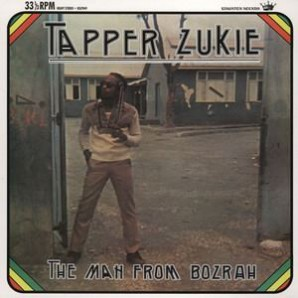 Tapper Zukie 'The Man From Bozrah'  CD