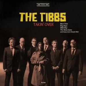 Tibbs 'Takin' Over'  LP