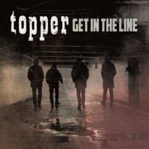 Topper 'Get In The Line'  LP