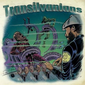 Transilvanians 'Echo, Vibes & Fire'  CD