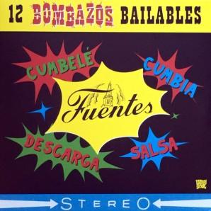 V.A. '12 Bombazos Bailables'  LP