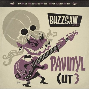 V.A. 'Buzzsaw Joint Cut 3 - Paviny'  LP