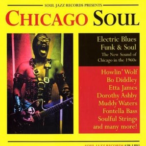 V.A. 'Chicago Soul'  2-LP